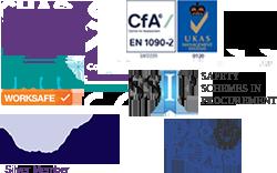 Cube Metals Ltd certifications