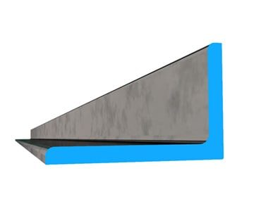 Rolled Steel Angle Unequal